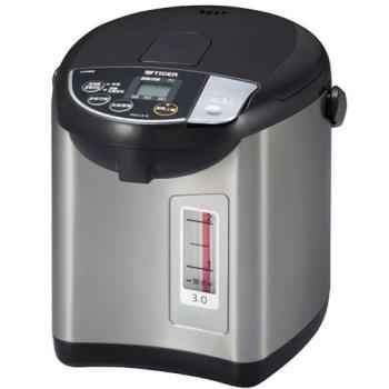買就送【TIGER虎牌】3.0L微電腦大按鈕熱水瓶 PDU-A30R