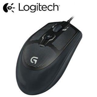 【Logitech羅技】G100s 玩家級光學滑鼠