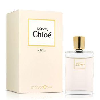 Chloe 愛在Chloe花漾女性淡香水 小香 5ml