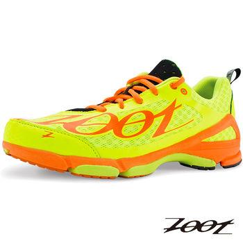 【ZOOT】TT TRAINER2.0 頂級極致型極速火箭 訓練型跑鞋 運動鞋(男)(亮黃-酷橘) Z130102701