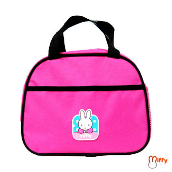 【Miffy 米飛】便當萬用袋