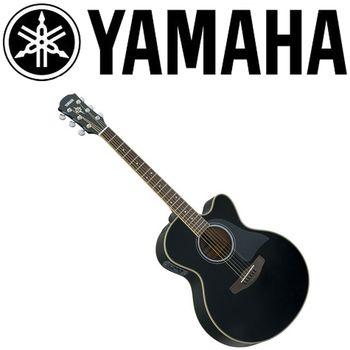 【YAMAHA 山葉】專為舞台表現設計的電木民謠吉他-公司貨保固 (CPX500)