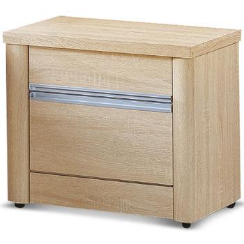 【日式量販】淺調簡約設計床頭櫃