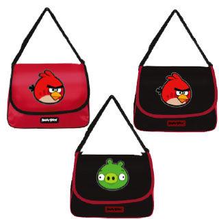 【Angry Birds 憤怒鳥】休閒側背包(ABC款)