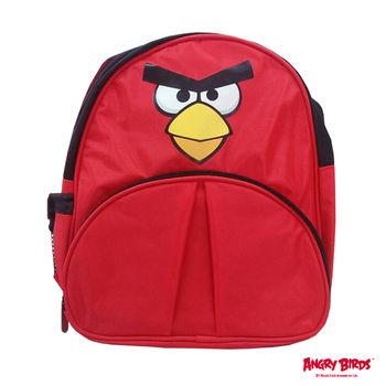 【Angry Birds 憤怒鳥】造型兒童書背包(紅_憤怒鳥)