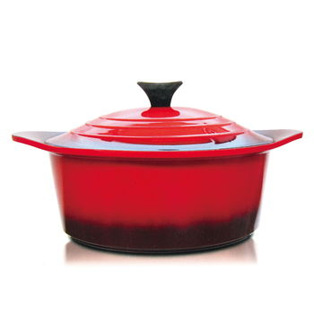 【Ecoramic】時尚多彩陶瓷鍋(28cm)
