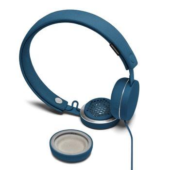 Urbanears Humlan 系列 可拆式耳罩耳機 (湛藍色)