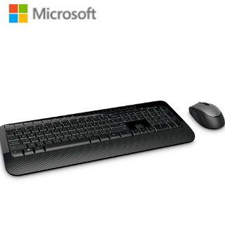 【Microsoft】無線滑鼠鍵盤組 2000