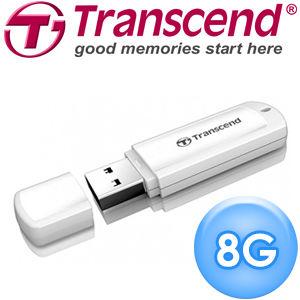 Transcend 創見 JetFlash 370 8G 隨身碟