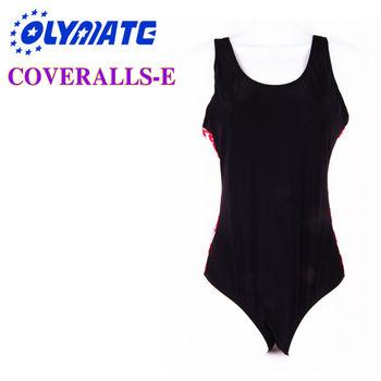 福利品出清OLYMATE專業連身泳衣-E