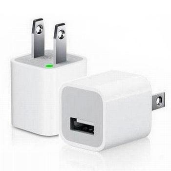 USB充電器5V/ 1Ah: 適用手機、可攜式播放器、喇叭、錄音筆、行動電源等等