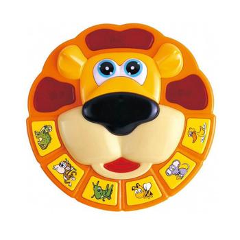幼兒玩具 - 卡通獅聲光音樂
