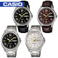 ~CASIO 卡西歐~日系王者風範休閒紳士腕錶 ^#40 MTP ^#45 1377D ^