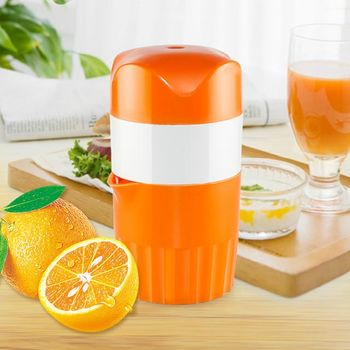 PUSH!廚房用品 專業手動榨汁機水果榨汁機柳丁榨汁器 一入