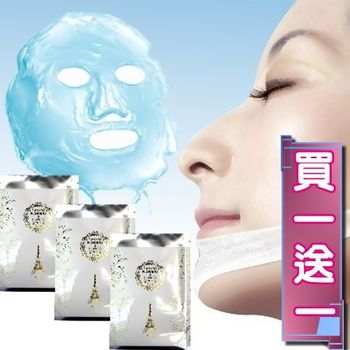 【愛戀花草】茶樹+蜂王乳★淨痘光滑美肌 蠶絲面膜 5片/買一送一