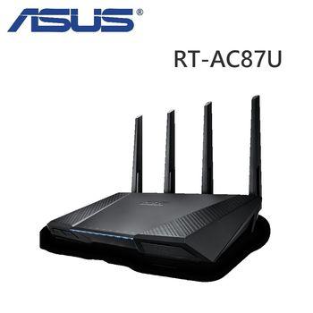 ASUS 華碩 RT-AC87U雙頻 AC2400 分享器