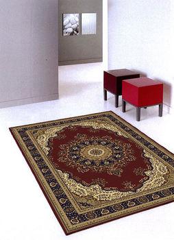 【范登伯格】芭比進口光滑柔順絲質感高光澤進口地毯(紅款)80x150cm