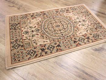 【范登伯格】 潘朵拉高貴典雅進口地毯/踏墊/玄關墊(米款)57x90cm