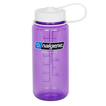 Nalgene 寬嘴水壼(500cc)  紫色
