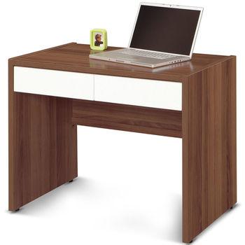 【日式量販】溫暖淺胡桃調3尺書桌