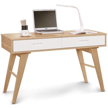 【日式量販】北歐簡約風格4尺書桌