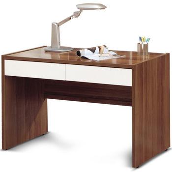 【日式量販】溫暖淺胡桃調4尺書桌
