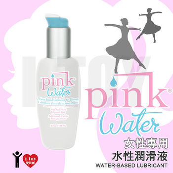 【3.3oz】美國 Empowered Products 女性專用水性潤滑液 PINK WATER Water-based Lubricant 100ml