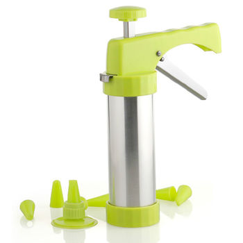 PUSH!廚房用品 專業餅乾壓花機餅乾模具餅乾模裱花嘴裱花器烘焙工具