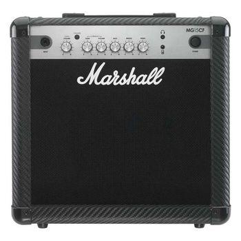 『Marshall 』10瓦電吉他音箱/破音效果-公司貨保固 (MG15CF)