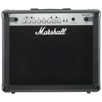 『Marshall 』30瓦電吉他音箱/破音/RV/空間系效果-公司貨保固 (MG30FX)
