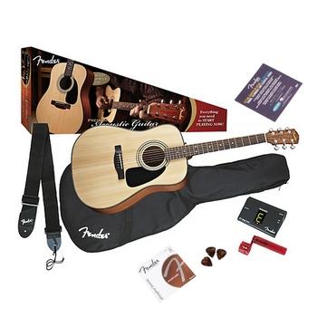 【FENDER】 最暢銷面單民謠吉他/木吉他-公司貨保固 (DG8S)