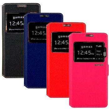 視窗款側掀皮套 Samsung Galaxy Note 4