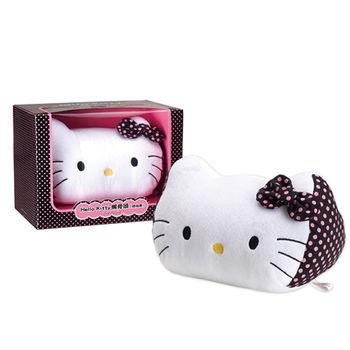 Hello Kitty 懶骨頭-時尚黑