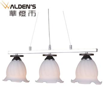 【華燈市】優迪斯原木3燈吊燈(原木時尚混搭款)