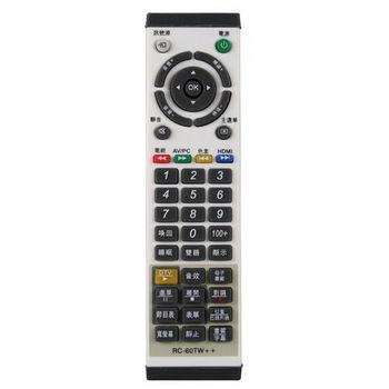 【KINYO】普騰液晶電視遙控器(RC-60TW)