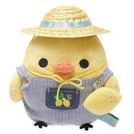 San-X 拉拉熊水果檸檬園系列毛絨公仔 小雞
