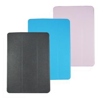 L70十字紋三折支架 iPad Air(iPad5)平板皮套