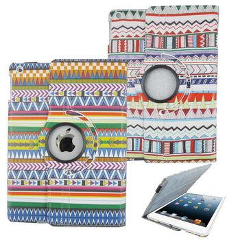 L73部落紋旋轉 iPad Air(iPad5)平板皮套
