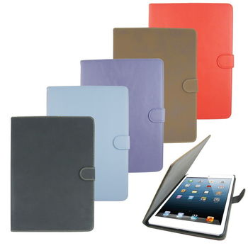 L77復古平滑款支架 iPad Air(iPad5)平板皮套