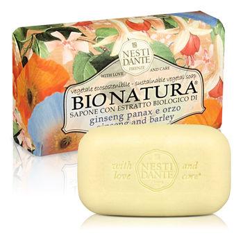 【Nesti Dante】義大利手工皂天然有機純植系列-純植有機人蔘大麥皂250g