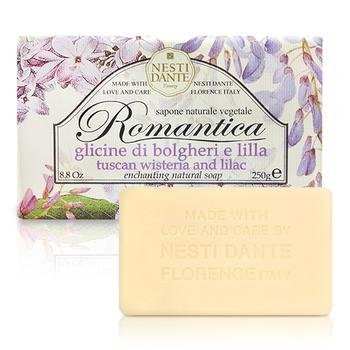 義大利手工香皂- 托斯卡尼(紫藤和紫丁香)
