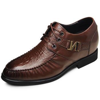 JHS杰恆社正裝06418增高6.5cm高哥GOG增高鞋201412版