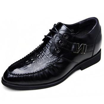 JHS杰恆社正裝95418增高6.5cm高哥GOG增高鞋201412版