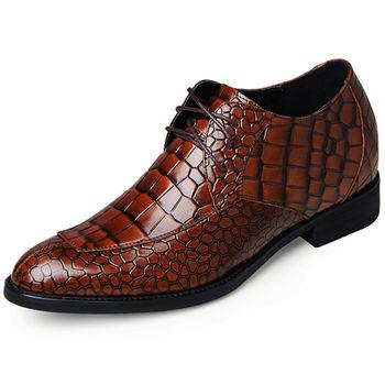 JHS杰恆社正裝03424增高6.5cm高哥GOG增高鞋201412版