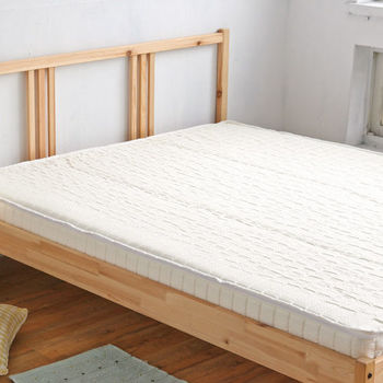 IDENG 愛完美16cm雙層記憶床墊─雙人5尺
