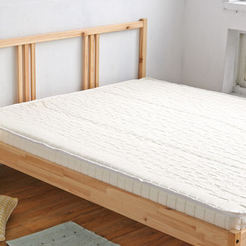 IDENG 愛完美16cm雙層記憶床墊─雙人加大6尺