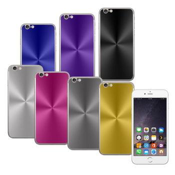 GL06全彩鏡面電鍍 iphone5S/5鋼化玻璃保護貼(後面貼)