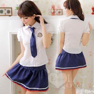 Enjoy Love甜蜜學園!青春無敵三件式學生服
