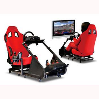 GT-3000 PLUS 多功能賽車遊戲架-預