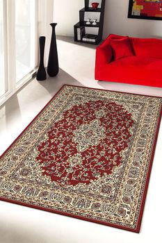 【范登伯格】奧瓦柔亮進口絲質地毯-100x140